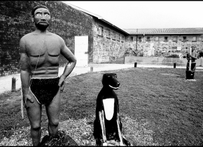 Prison Statue, Robben  Island 2