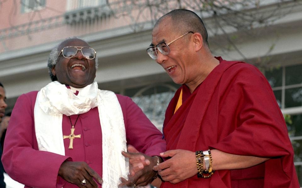 Tutu & Dalai Lama